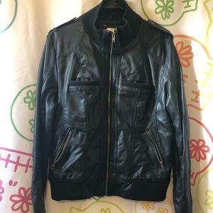 Xhilaration (Target brand) Faux Leather Jacket